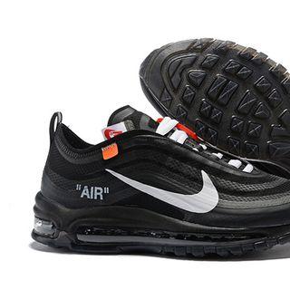 Giày thể thao nam nữ mã off white đen giá sỉ