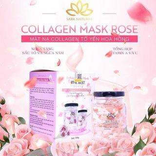 mặt nạ yến tươi collagen sara giá sỉ