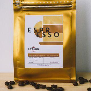 Cà phê Espresso rang mộc giá sỉ