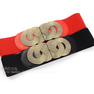 dây lưng nữ dành cho váy màu đỏ đen nâu giá sỉ