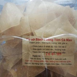 Bánh Phồng Tôm Cà Mau giá sỉ