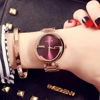 Đồng hồ nữ GUOU 8174 chữ G giá sỉ