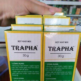 Bột khử mùi Trapha giá sỉ
