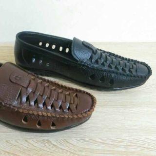Giày đan chéo đi mùa hè giá sỉ