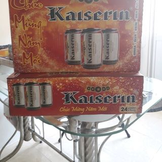 Bia Kaiserin Công nghệ Đức giá sỉ