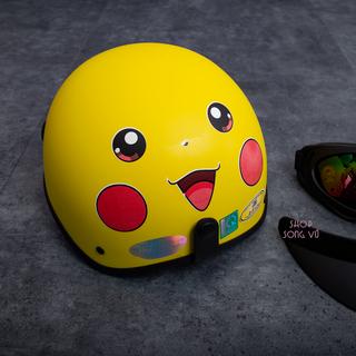 Nón Bảo Hiểm Pikachu giá sỉ