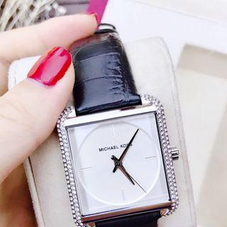 đồng hồ nữ MK màu đen giá sỉ