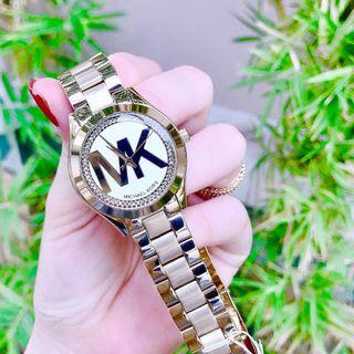 Đồng hồ MK nữ mini giá sỉ