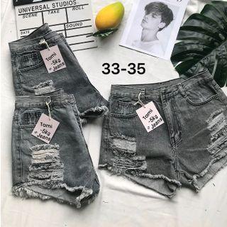 Quần Short Jean Nữ Size Đại giá sỉ