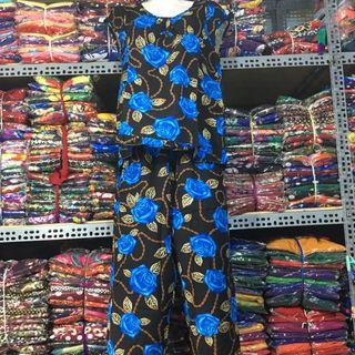 đồ bộ tole quần dài giá sỉ