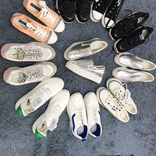 Giày đế độn nữ giá sỉ