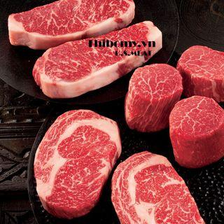 Bảng giá sỉ thịt bò Úc tươi giá sỉ