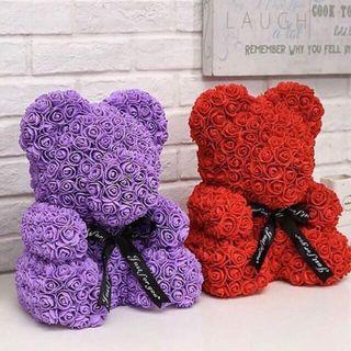 Gấu hoa xốp giá sỉ