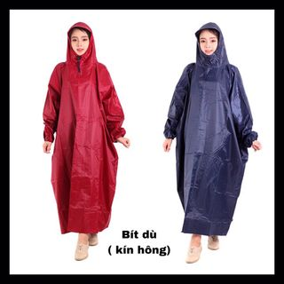 Áo mưa vải dù giá sỉ