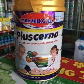 Sữa tiểu đường Pluscerna 900g giá sỉ
