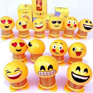 Emoji lò xo Thú nhún Emoji lò xo giá sỉ
