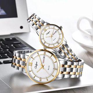 Đồng hồ thời trang nam nữ Onlyou 83010 saphire giá sỉ
