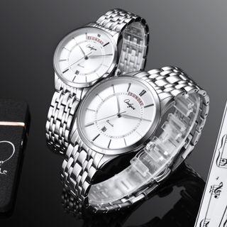 Đồng hồ nam nữ thời trang Onlyou 83005 saphire giá sỉ