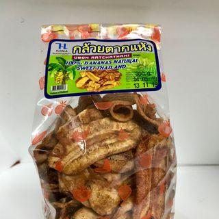chuối sấy không đường Thái Lan giá sỉ