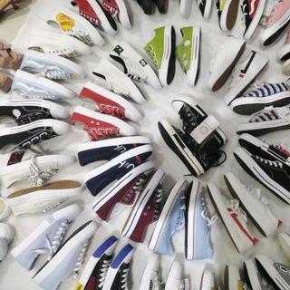 Lô giày Vải nữ giá sỉ
