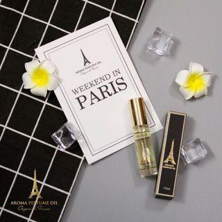 Tinh dầu Nước hoa Pháp Aroma giá sỉ