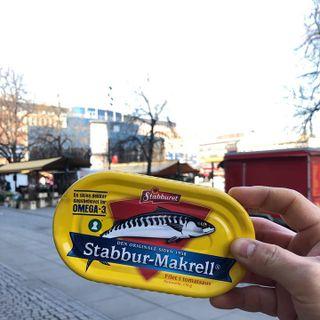 - Cá Thu NaUy Sốt Cà Stabbur-Makrell - 170g giá sỉ