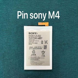 pin sony m4 giá sỉ