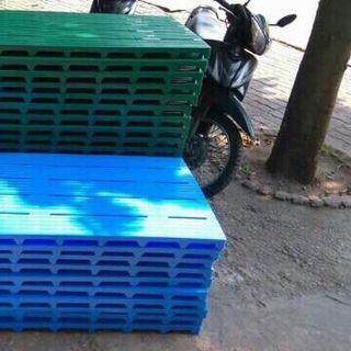 Phú Hòa An cung cấp pallet nhựa lót sàn cao giá sỉ