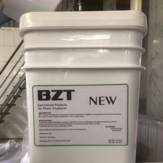 Men vi sinh BZT NEW giúp ổn định nước và cần bằng pH giá sỉ
