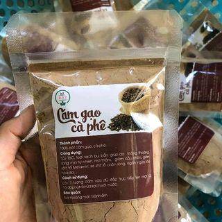 Bột Cám Gạo Cà Phê Handmade Nguyên Chất giá sỉ