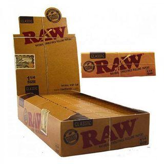 Giấy RAW 78mm Rolling Paper giá sỉ