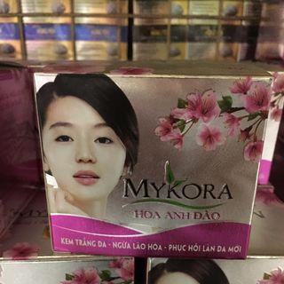 Mỹ phẩm MyKoRa hoa anh đào dưỡng trắng giá sỉ