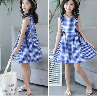 Đầm bé gái 3A02 giá sỉ