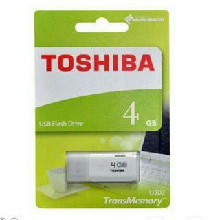 USB nhựa Toshiba 4Gb giá sỉ