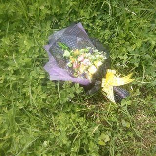 bó hoa thạch rau câu long hải giá sỉ