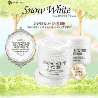 Kem dưỡng Secret Key Snow White Cream giá sỉ