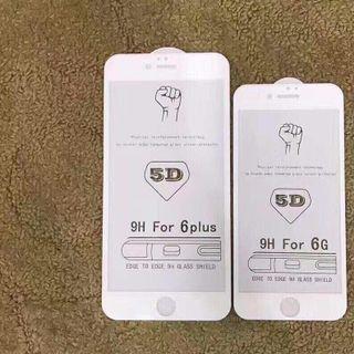 Miếng dán cường lực 5D/9D/10D IPHONE X giá sỉ