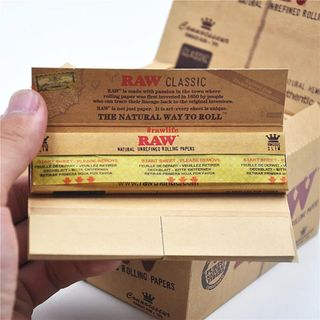 Giấy Raw 110mm Filter Rolling Paper giá sỉ
