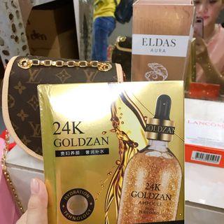 Mặt nạ lụa 24k Goldzan cao cấp Có hàng giá sỉ