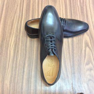 Giày da bò Nam công sở cao cấp CS300 giá sỉ