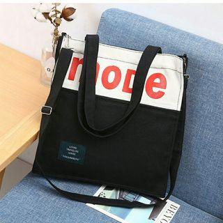 Túi tote chữ Mode giá sỉ
