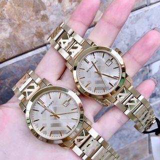 Đồng hồ cặp nam nữ buberryy giá sỉ