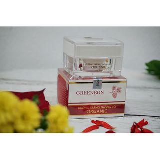 Kem dưỡng trắng Thông đỏ Organic GREENBON giá sỉ