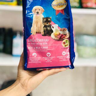 Thức Ăn Cho Chó Con Smartheart giá sỉ