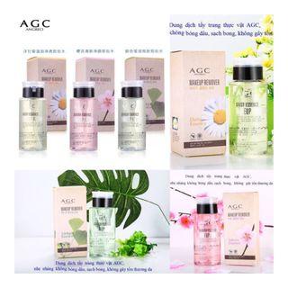 Nước tẩy trang thực vật AGC giá sỉ