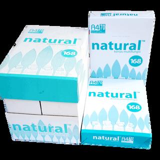 Giấy photo Natural A4 70 thùng giá sỉ