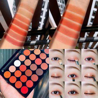 Phấn mắt Sivanna Color HF372 Ultra Pro 32 ô tone 2 tuyệt đẹp NEW VERSION giá sỉ