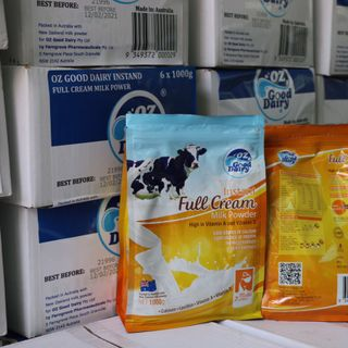 Bán Sỉ Sữa OZ Good Dairy Milk Power High Vitamin Từ Úc giá sỉ