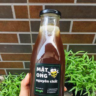 Mật ong nguyên chất hoa cà phê giá sỉ