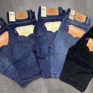 Quần short Jeans Levis giá sỉ